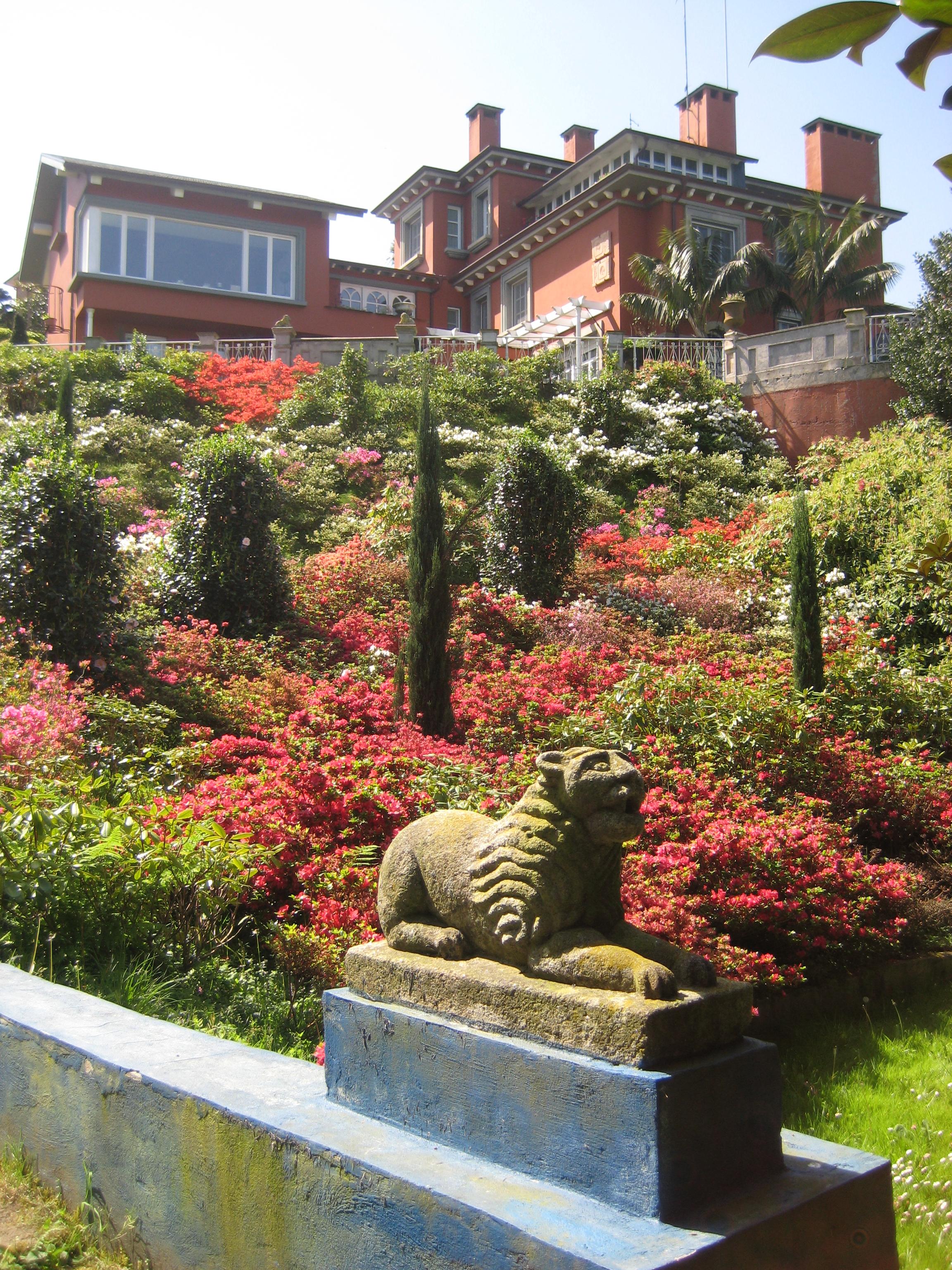 Jardines del chano o de fonte baixa acanto jardineria y for Jardines de la fonte baixa