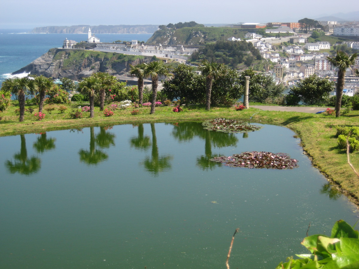 Jardines del Chano o de Fonte Baixa