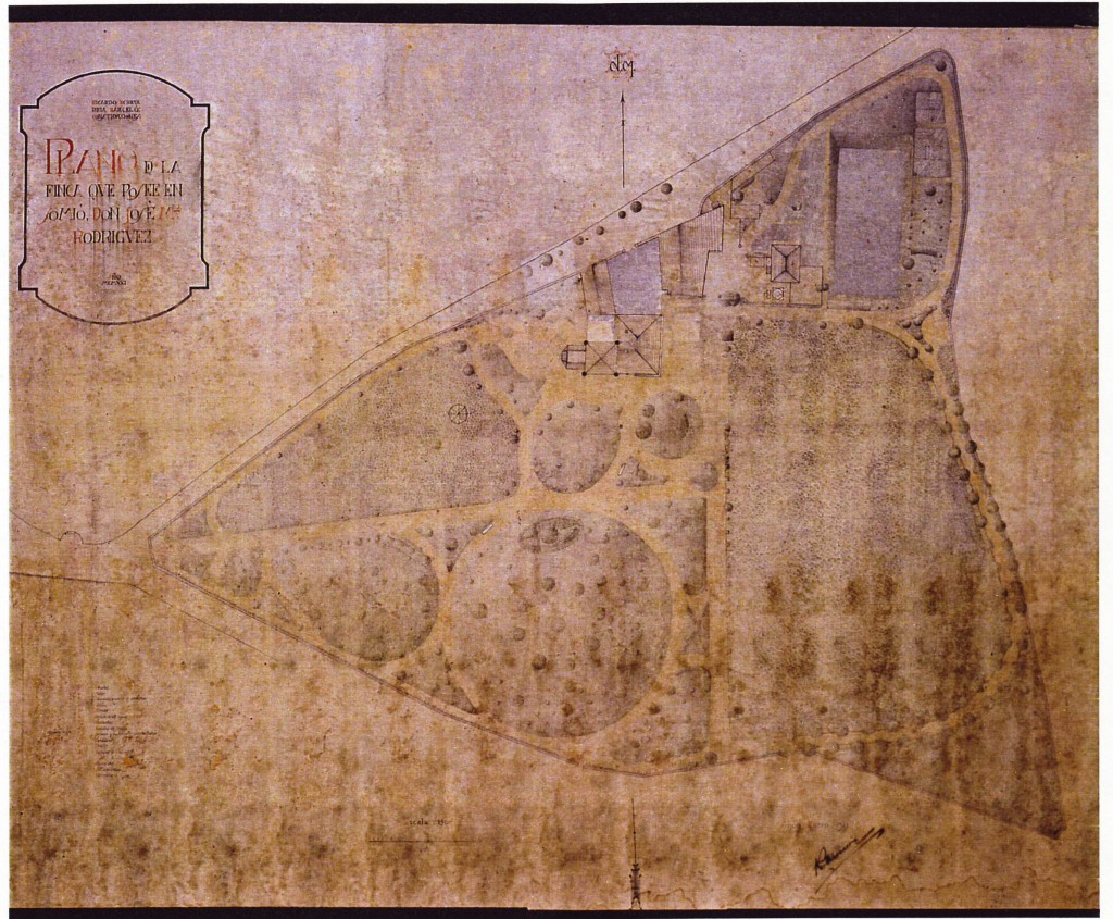 plano-jardines-Museo-Evaristo-Valle